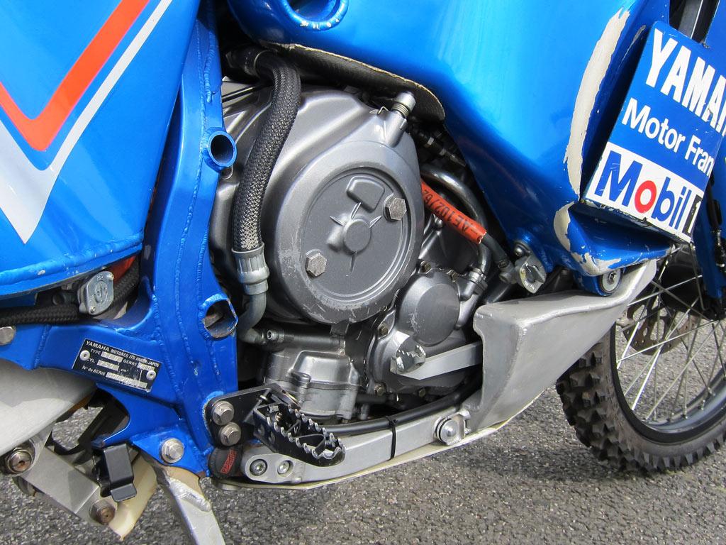Yamaha Wd Dakar